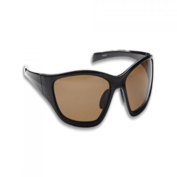 e63cd9af39 Fisherman Eyewear Wave Original Polarized Sunglasses Black Frame