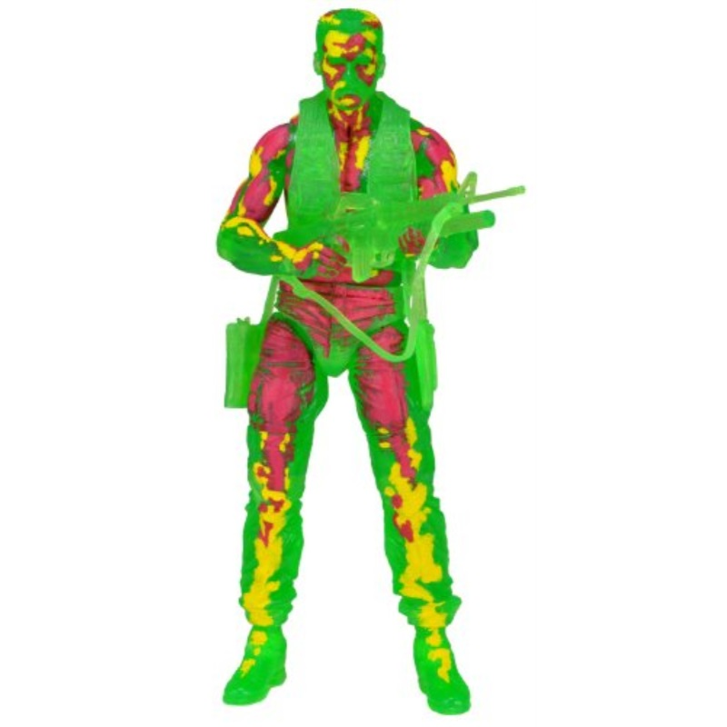 NECA Predators Series 11 - Thermal Dutch - Scale Action Figure, 7