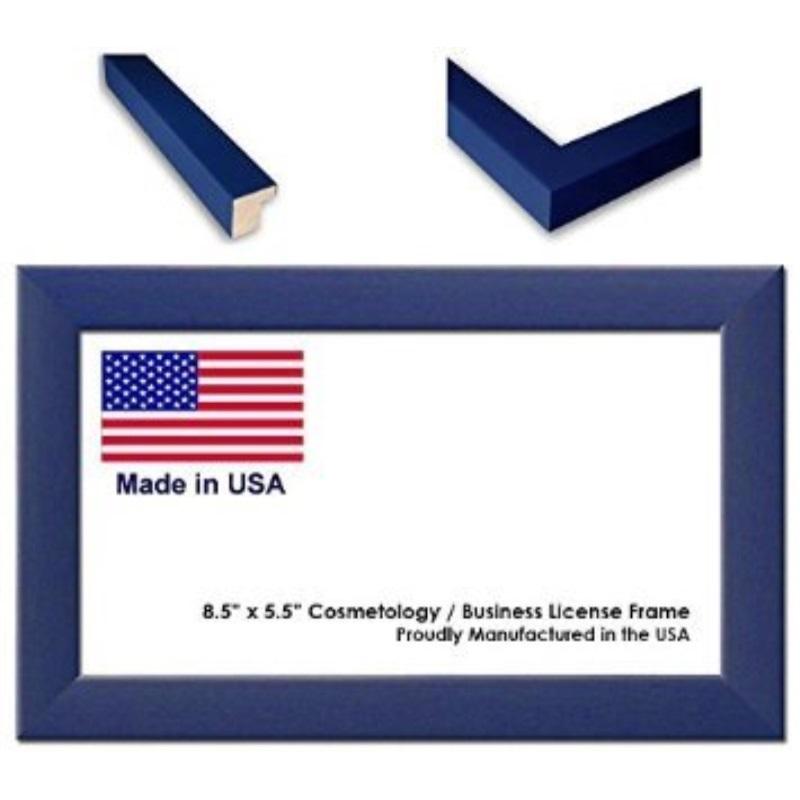 Countryarthouse 85 X 55 Inch Professional Business License Frame