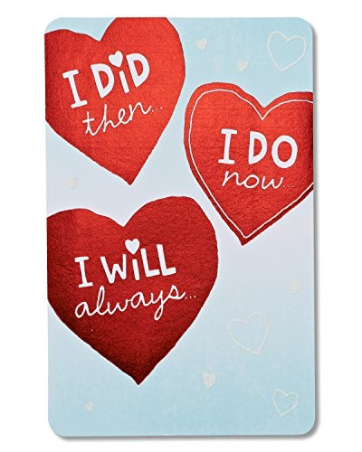 American greetings happy anniversary anniversary card with glitter m4hsunfo