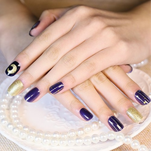 Circleworld-Beauty products and Accessories - Nails 24 Pieces ...