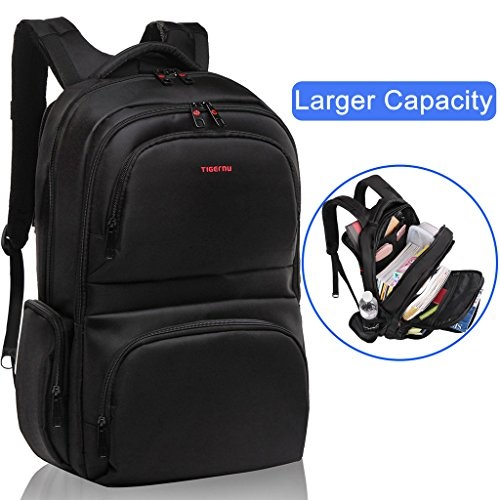 Kuprine KUPRINE Slim Business Lightweight Laptop Backpack for Men Women 9cf54f136407f