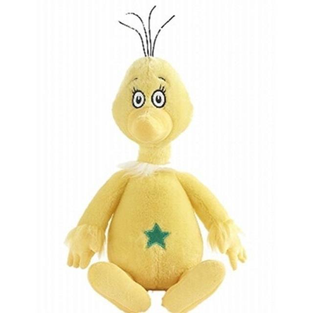 Kohl's Kohls Cares Yellow Sneetch Stuffed Animal Plush Pal