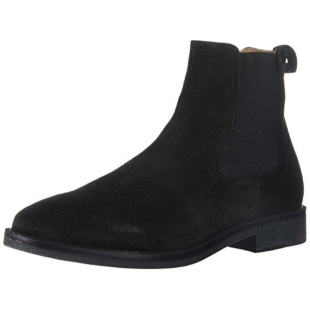 e2a3eeda834 Aldo ALDO Men's Oneama Ankle Bootie, Black Suede, 10 D US